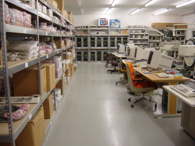 PARTS & INVENTORY OVIS Solutions