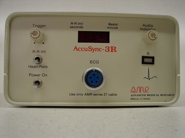 Accusync 3R R Wave Triggering Device (Gate)