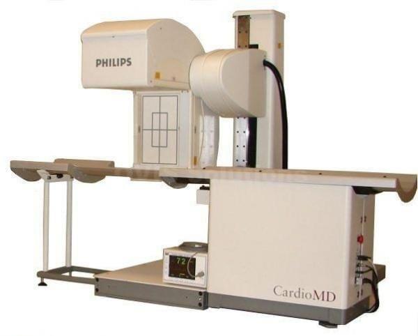 Philips Cardio MD Gamma Camera